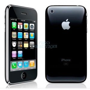 L'iPhone 3G, un Smartphone d'Apple